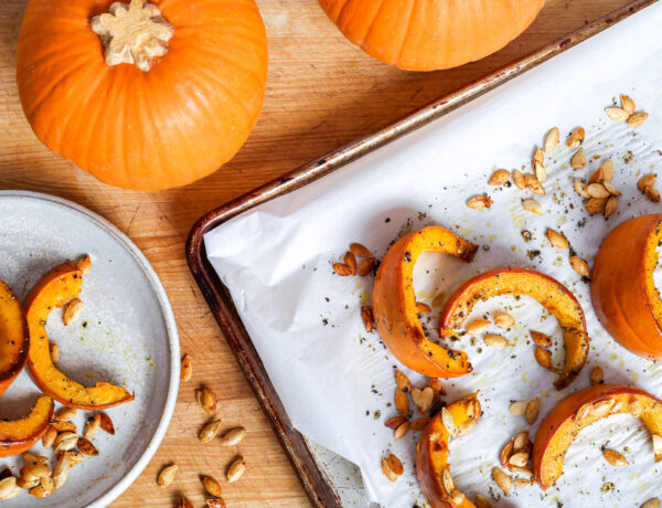 how to cook or bake with pumpkin