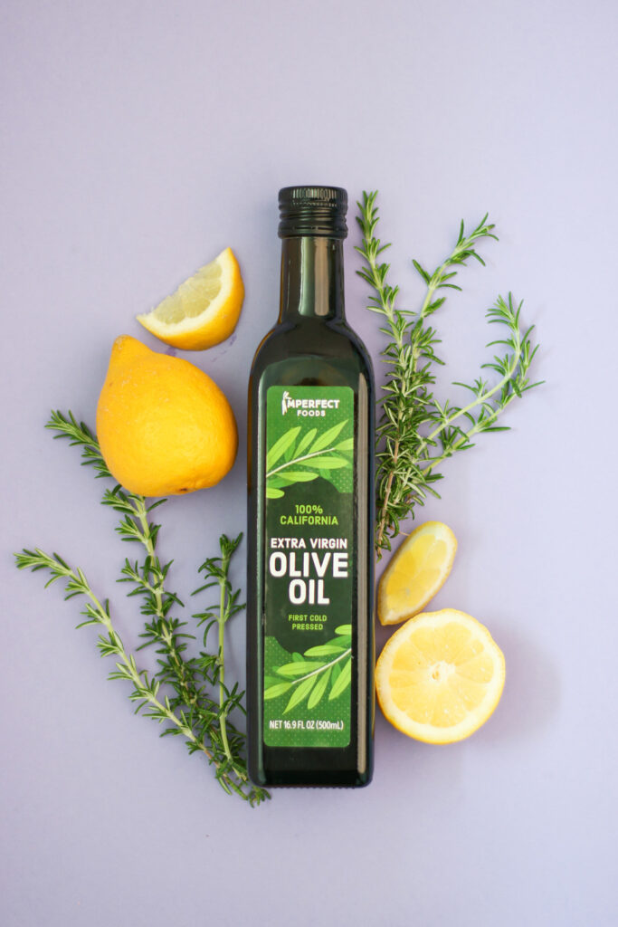 Imperfect extra virgin olive oil