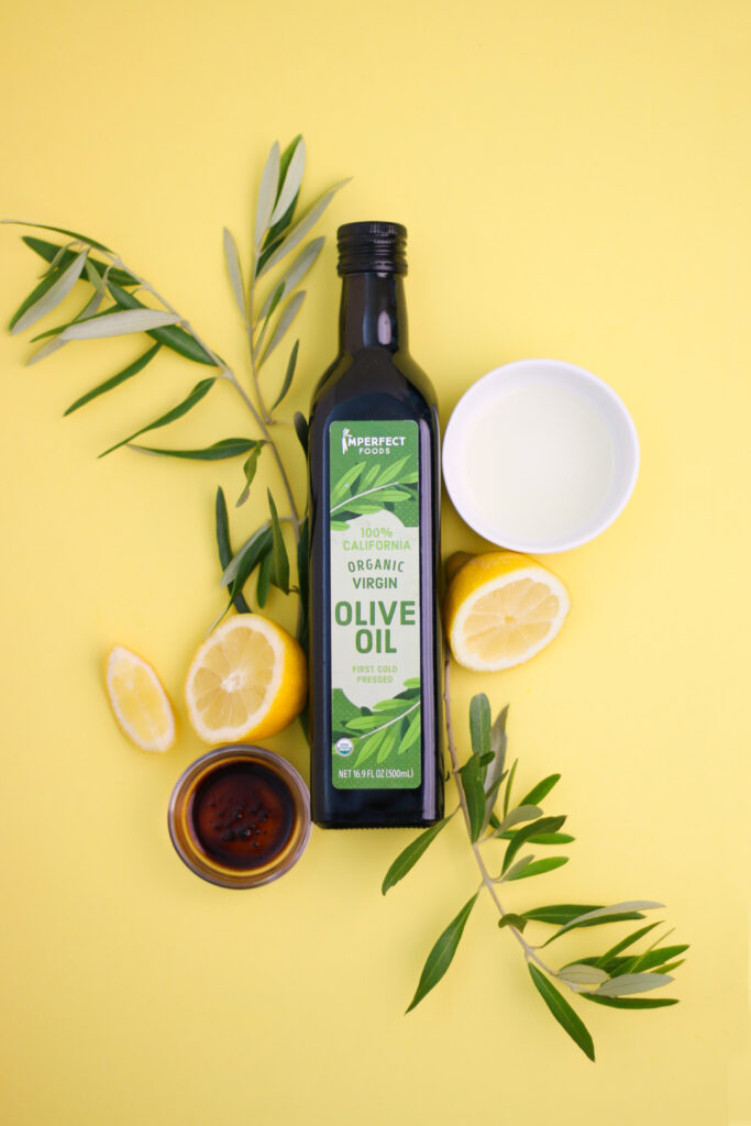 Imperfect virgin olive oil