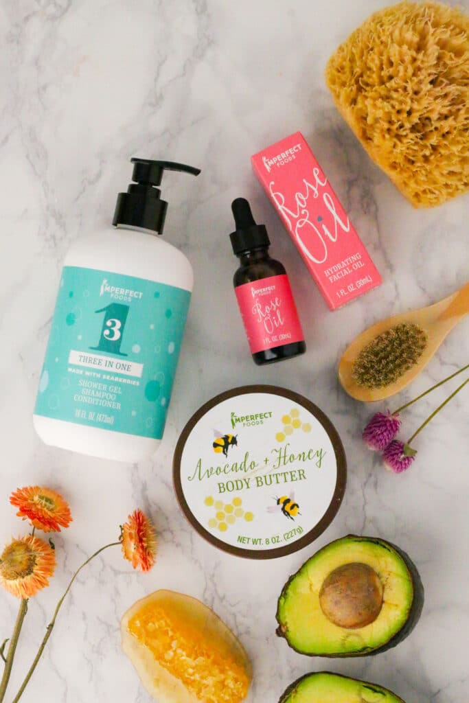 Our new bath, beauty, and health line